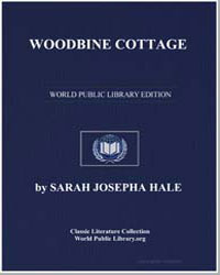 Woodbine Cottage by Hale, Sarah Josepha