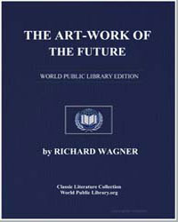 The Artwork of the Future by Wagner, Richard