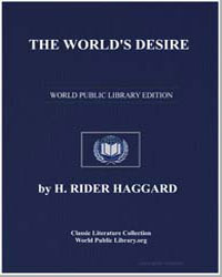 The World's Desire by Haggard, Henry Rider
