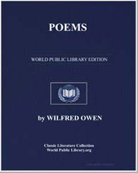 Poems by Owen, Wilfred