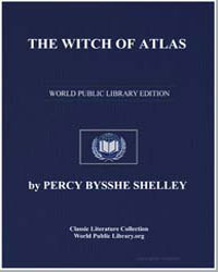 The Witch of Atlas by Shelley, Percy Byssche