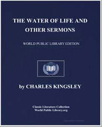 The Water of Life and Other Sermons by Kingsley, Charles