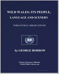 Wild Wales : Its People, Language and Sc... by Borrow, George