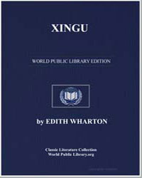 Xingu by Wharton, Edith