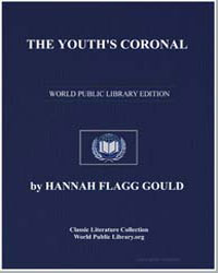 The Youth's Coronal by Gould, Hannah Flagg