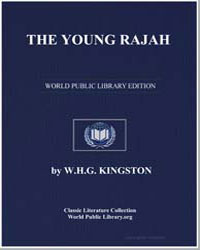 The Young Rajah by Kingston, William Henry Giles