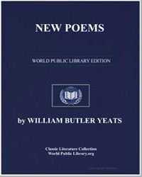 New Poems by Yeats, William Butler