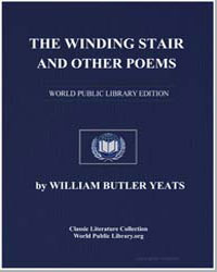 The Winding Stair and Other Poems by Yeats, William Butler