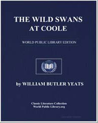 The Wild Swans at Coole by Yeats, William Butler