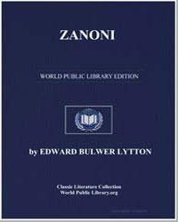 Zanoni by Lytton, Edward Bulwer