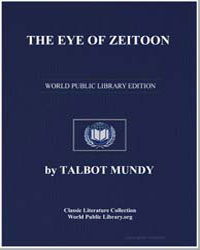 The Eye of Zeitoon by Mundy, Talbot