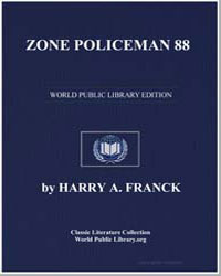 Zone Policeman 88 by Franck, Harry Alverson