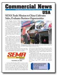 Sema Trade Mission to China Cultivates S... by Spencer, Linda