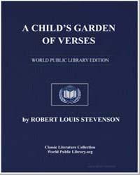 A Child's Garden of Verses by Stevenson, Robert Louis