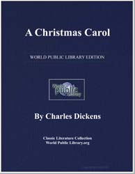 A Christmas Carol by Dickens, Charles