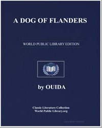 A Dog of Flanders by Rame, Maria Louise