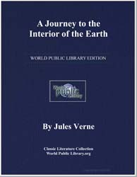 A Journey into the Interior of the Earth by Verne, Jules
