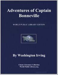 Adventures of Captain Bonneville by Irving, Washington