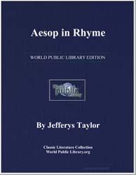 Aesop in Rhyme by Taylor, Jefferys