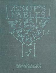 Aesop's Fables by Vernon Jones, V. S.
