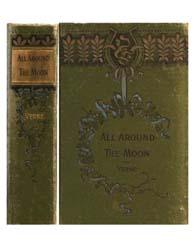 All Around the Moon by Verne, Jules