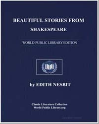Beautiful Stories from Shakespeare by Nesbit, Edith