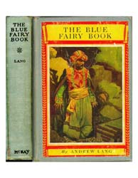 The Blue Fairy Book by Lang, Andrew