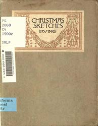 Christmas Sketches by Irving, Washington
