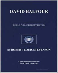 David Balfour by Stevenson, Robert Louis