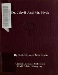 The Strange Case of Dr. Jekyll and Mr. H... by Stevenson, Robert Louis