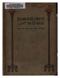 Famous Men of Rome by Haaren, John H.