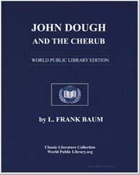 John Dough and the Cherub by Baum, Lyman Frank