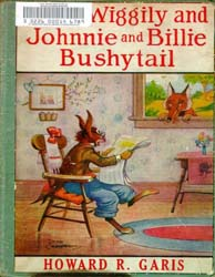 Bedtime Stories Johnnie and Billie Bushy... by Wisa, Louis