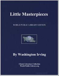 Little Masterpieces by Irving, Washington