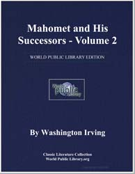 Mahomet and His Successors by Irving, Washington