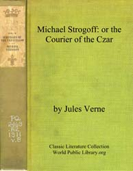 Michael Strogoff by Jules, Verne