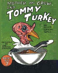 Mother Mcgrew and Tommy Turkey by Gall, Alice Crew