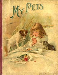 My Pets a Book of Pet Land Pictures and ... by