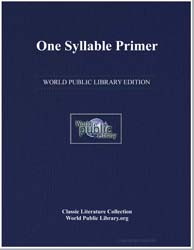 One Syllable Primer by