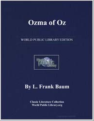 Ozma of Oz by Baum, Lyman Frank