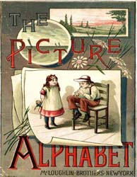 The Picture Alphabet by