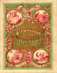 Proverbs for the Nursery by