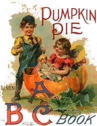 Pumpkin Pie Book by