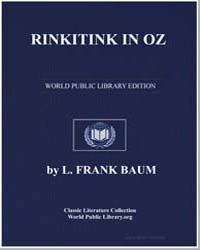 Rinkitink in Oz by Baum, Lyman Frank