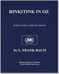 Rinkitink in Oz by Baum, Lyman Frank