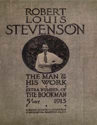 The Man and His Work by Stevenson, Robert Louis