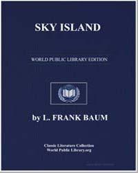 Sky Island by Baum, Lyman Frank