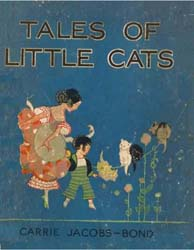 Tales of Little Cats by Jacobs-Bond, Carrie