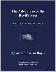 The Adventure of the Devil's Foot by Doyle, Arthur Conan, Sir