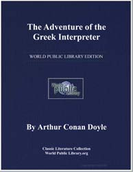The Adventure of the Greek Interpreter by Doyle, Arthur Conan, Sir